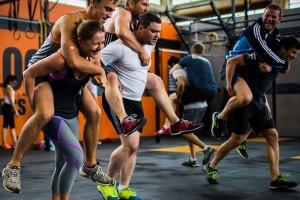 Crossfit η νέα μόδα στη γυμναστική