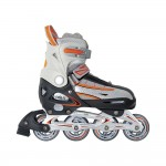 Amila In Line Skate Αλουμινίου 48922